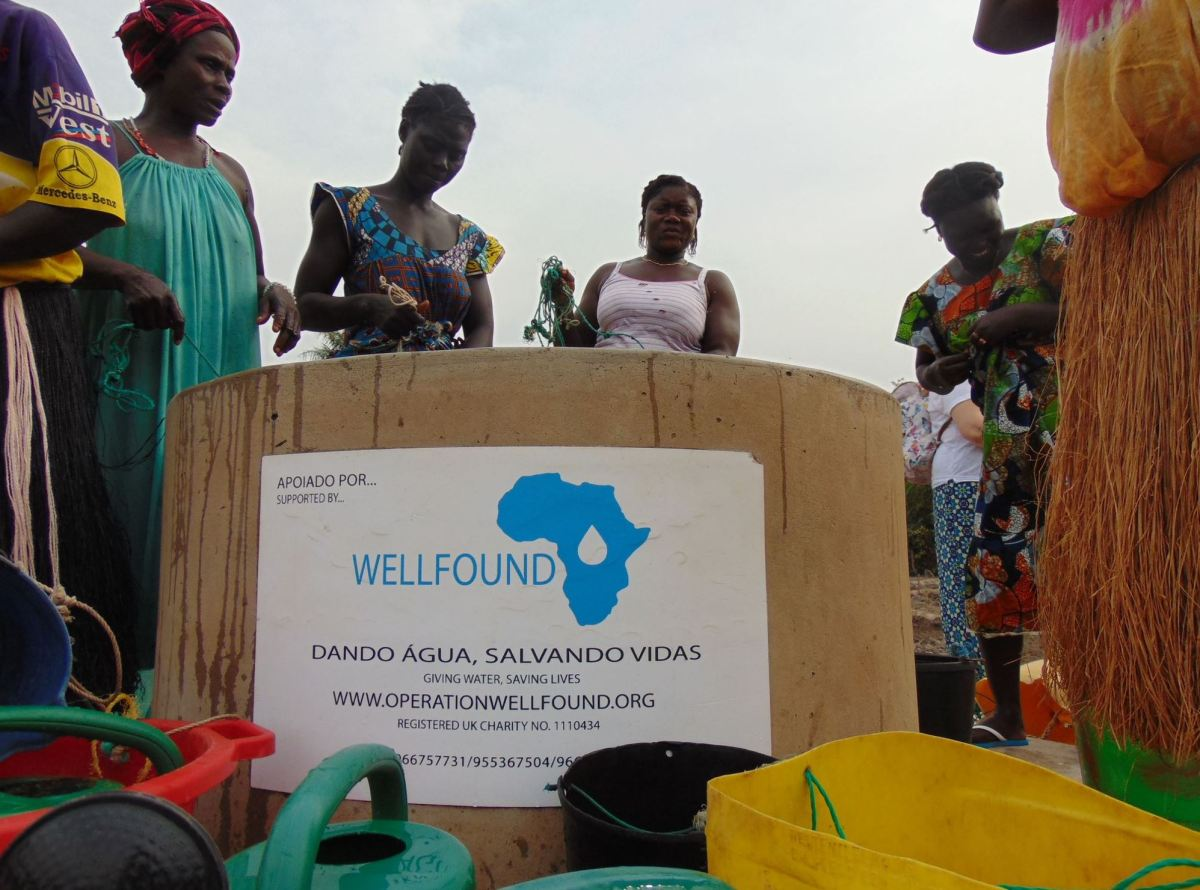 Women-Water-WellFound: A Case Study of Guinea Bissau and Sierra Leone
